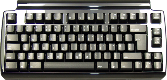 The World's Quietest Mechanical Keyboard