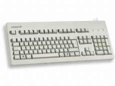 German Superior Gold Contact, MX Black Linear Keyboard, Beige