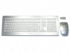Cherry Mac Style Wireless Keyboard and Mouse Set DW 8000