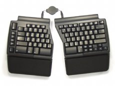 USA Ergo Pro Quiet PC Ergonomic Keyboard