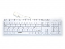 GCQ CleanType Easy Basic Keyboard