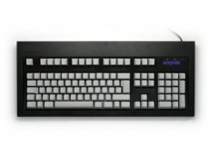 Original IBM Style Keyboard, Black, Blank USB