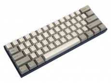 USA V60 Vintage 60% MX Brown Tactile Keyboard