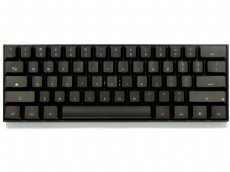 USA V60 Plus Dual Backlit 60% MX Brown Tactile Keyboard