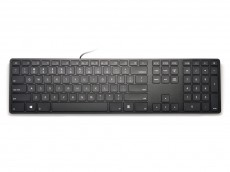 USA Matias Wired RGB Backlit Aluminum Keyboard for PC Black