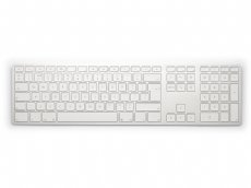 UK Matias Bluetooth Aluminum Keyboard Silver
