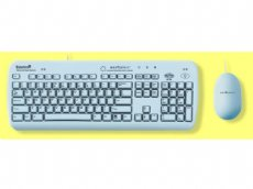 Medigenic keyboard and mouse