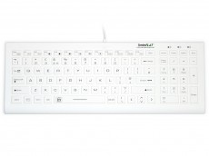 Antibacterial SterileFlat Backlit Medical Keyboard