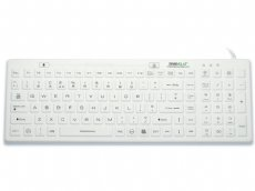 SterileFLAT Antibacterial Backlit Keyboard