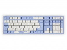 UK VA109M Sea Melody PBT Backlit MX Brown Tactile Keyboard