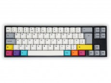 UK VA69M V3 CMYK Aluminium Backlit MX Brown Tactile Keyboard